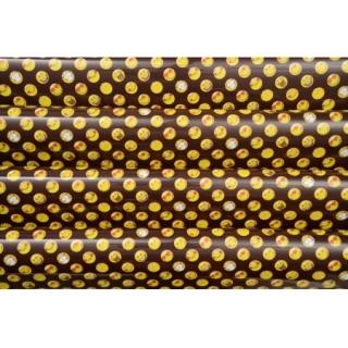 Трансфер для шоколада Смайлики, 3 вида в упаковке