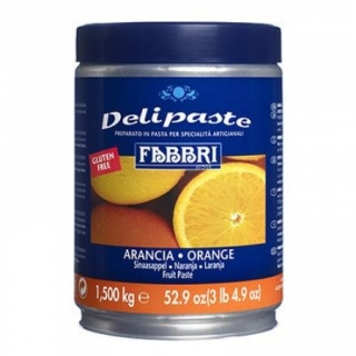 Делипаста Апельсин, 1,5 кг