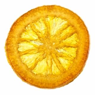 Апельсиновые дольки засахаренные