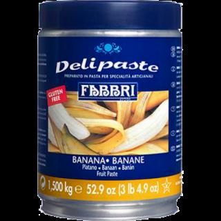 Делипаста Банан EU 1,5 кг