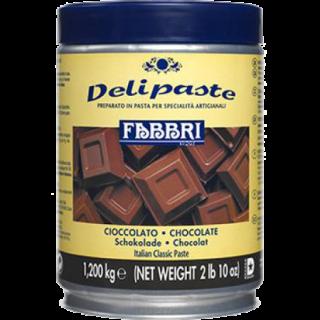 Делипаста Шоколад 1,2 кг