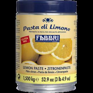 Паста Лимон 1,5 кг