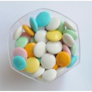 Драже молочный шоколад Цветные