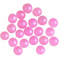 Сахарные шарики жемчужные Розовые