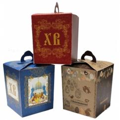 Картонные коробки для куличей