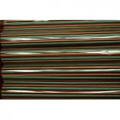 """Трансферы для шоколада """"Разноцветные полосы"""", 4 вида в упаковке"""