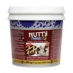 Nutty Hazelnut and Cocoa