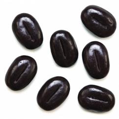 Шоколадные кофейные зерна