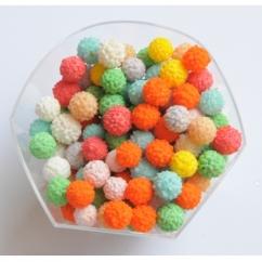Сахарные шарики Мимоза Разноцветные