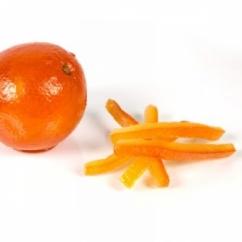 Засахаренные апельсиновые полоски